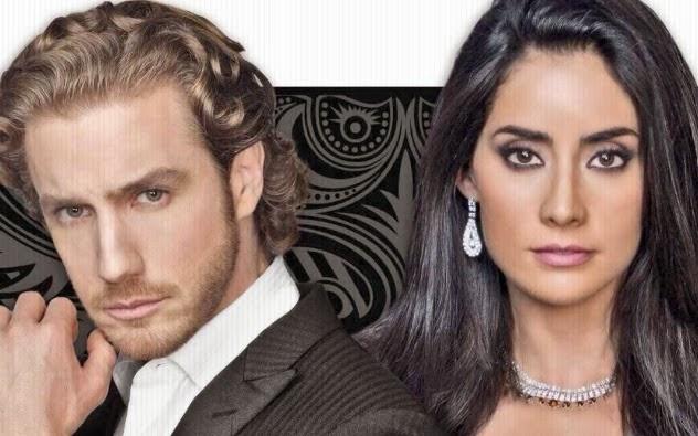 """Paola Núñez y Eugenio Siller son pura magia en Reina de corazones"""""""