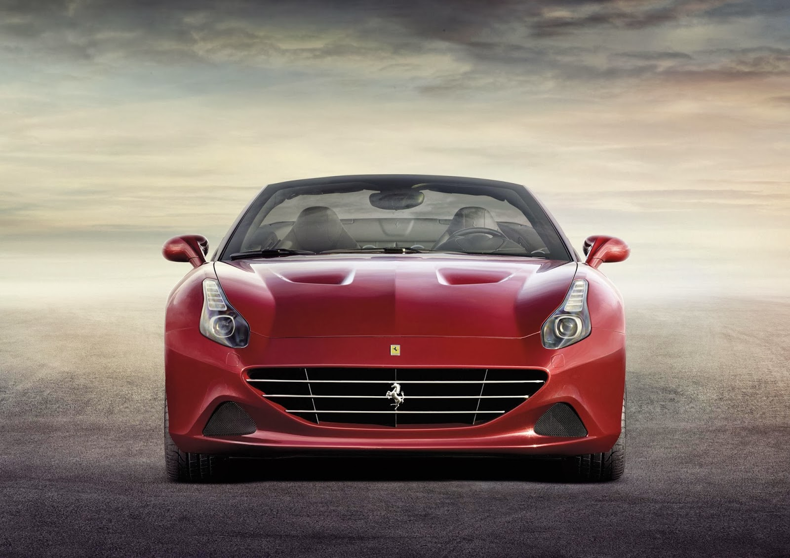 2014 Ferrari California T