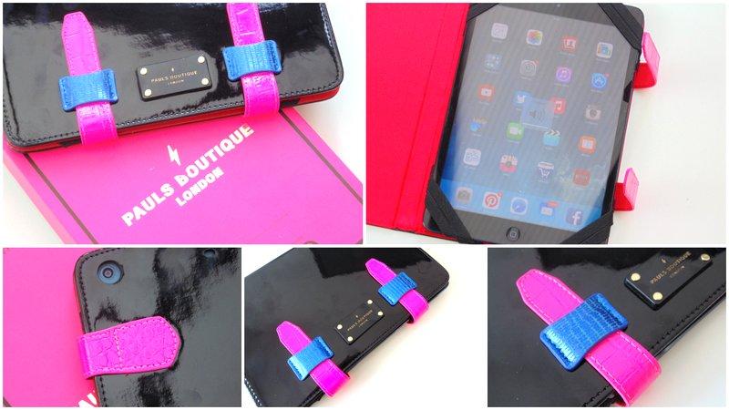 Review: Pauls Boutique iPad Mini Case