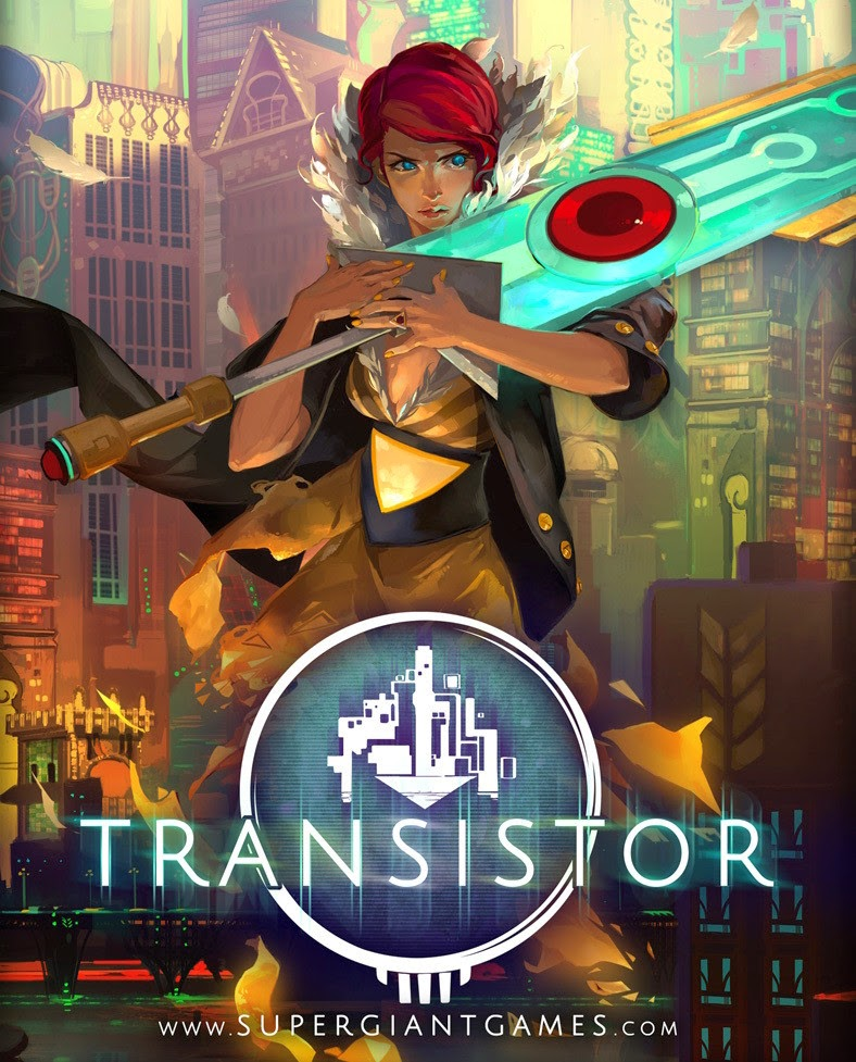 Transistor pc game release