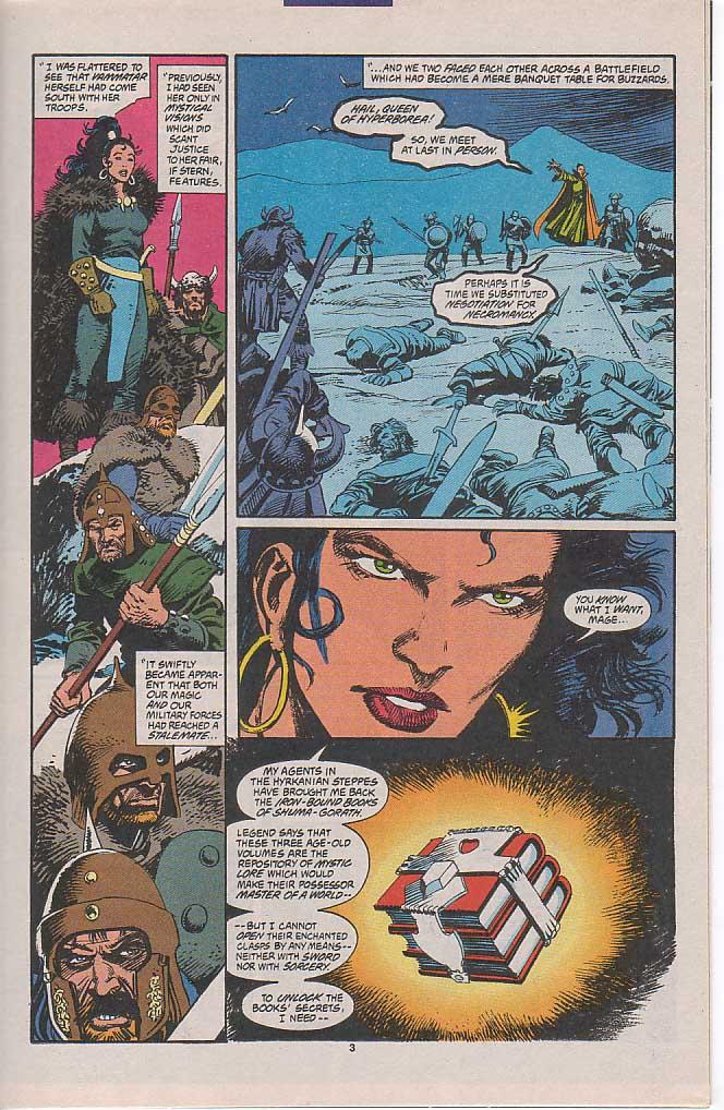 Conan the Barbarian (1970) Issue #258 #270 - English 4