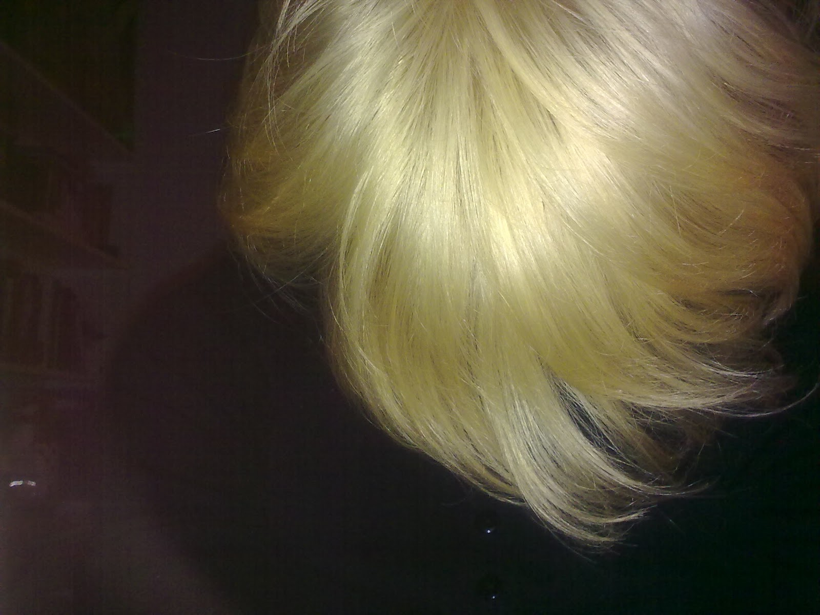 When I Get Bored I Dye My Hair Nordic Blonde Intensive