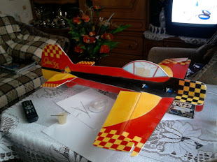 Yak55 M shockflyer