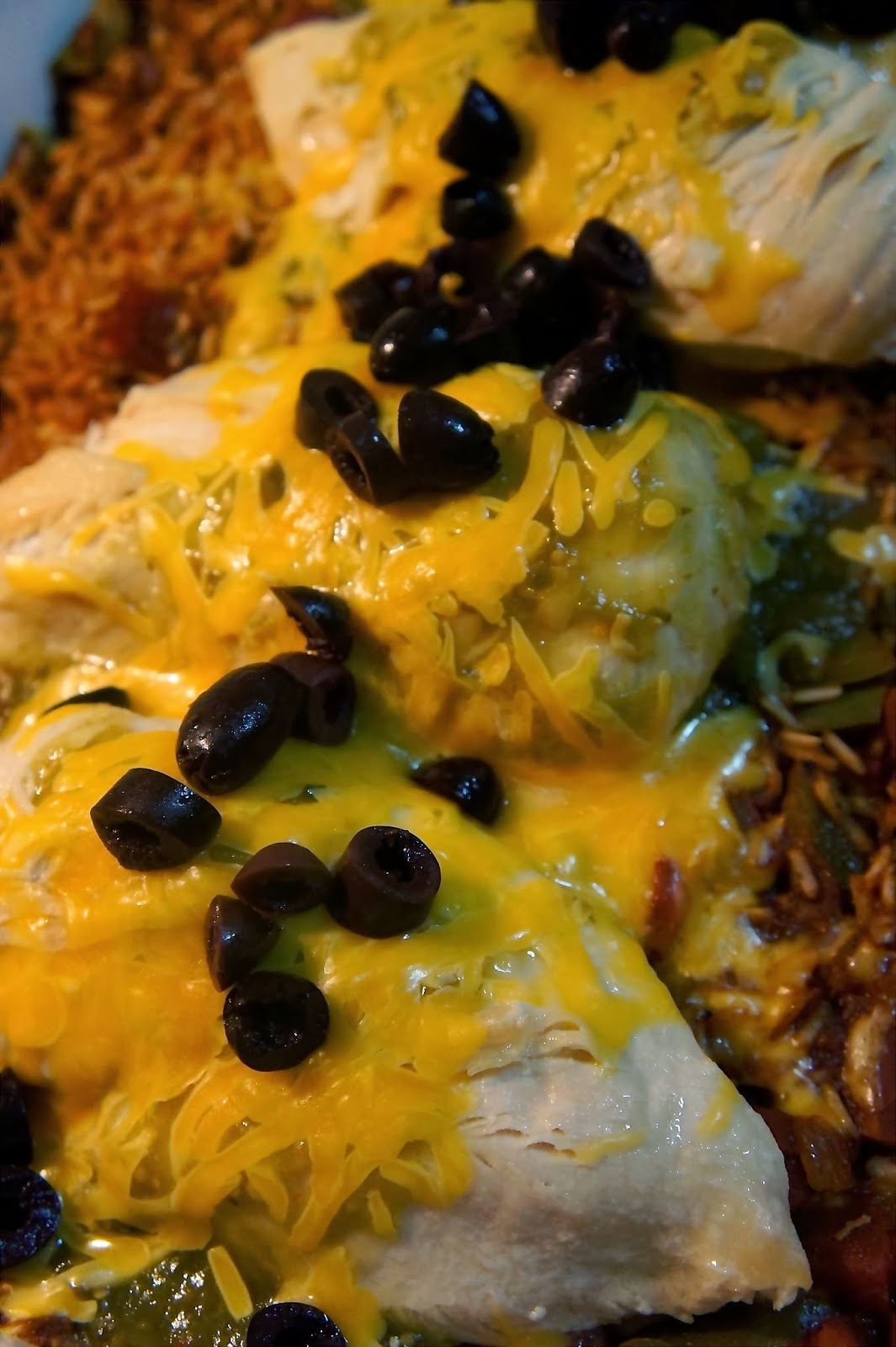 Savory, Sweet and Satisfying: Spanish Chicken