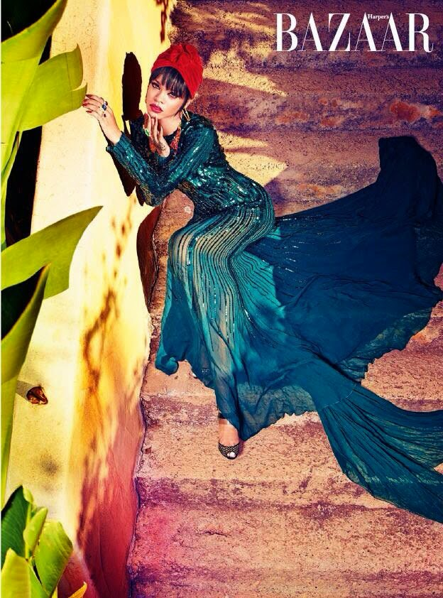 Rihanna Harper's Bazaar Arabia