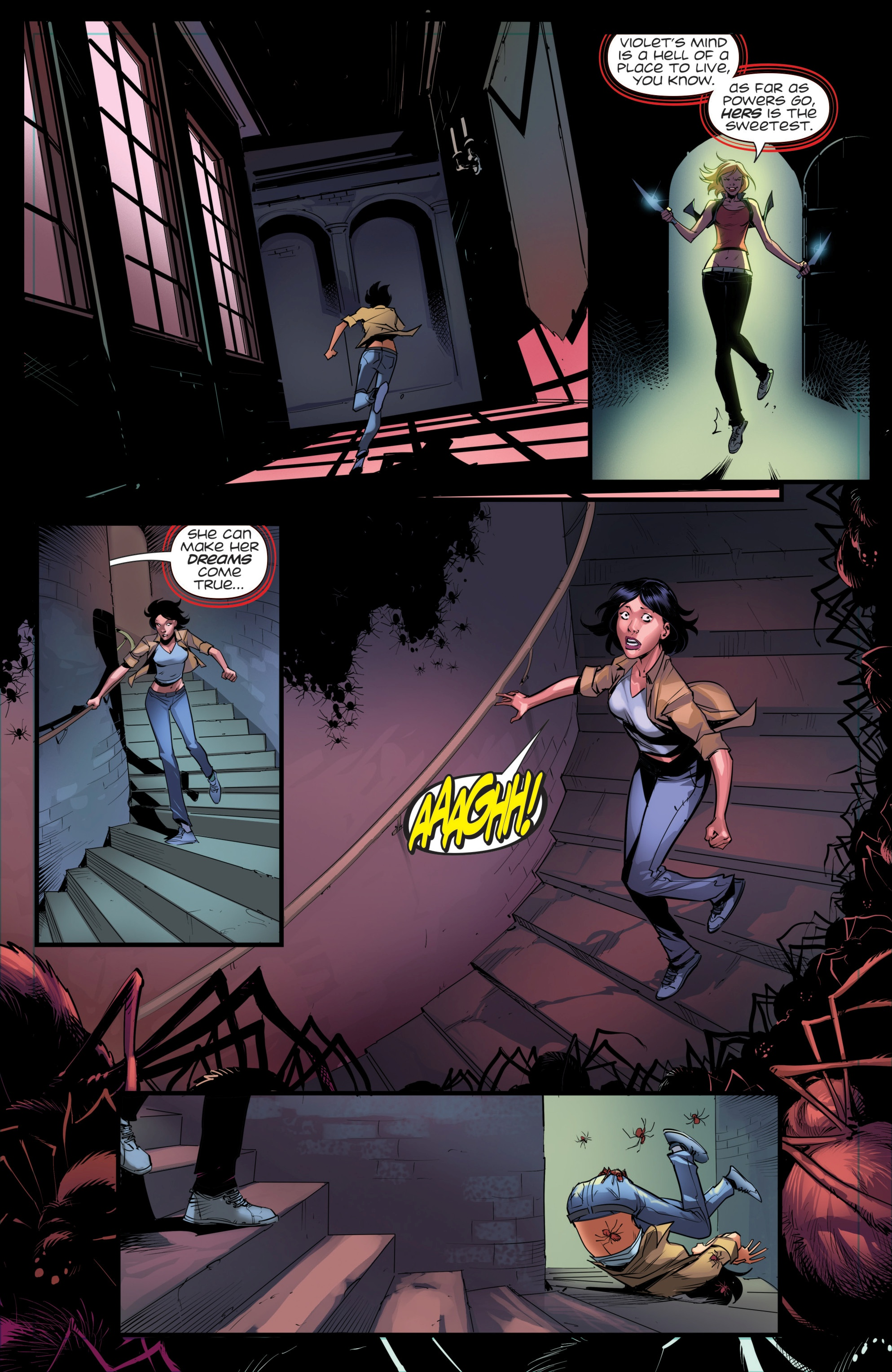 Grimm Fairy Tales (2005) Issue #111 #114 - English 15