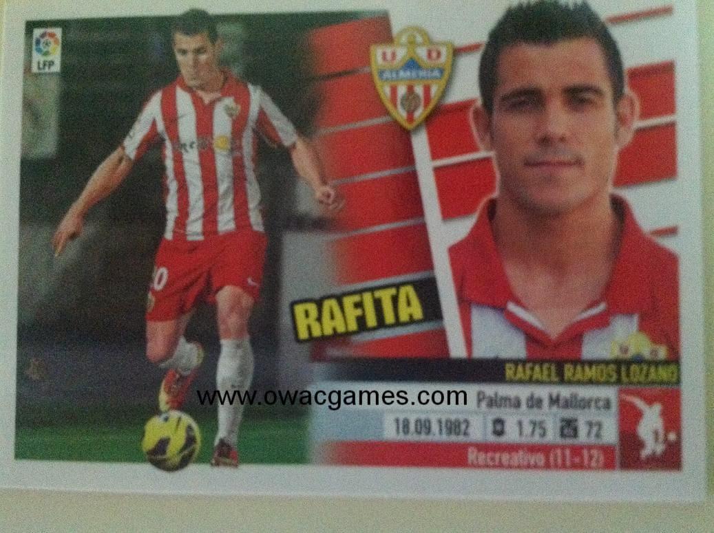 Liga ESTE 2013-14 Almeria 7B - Rafita