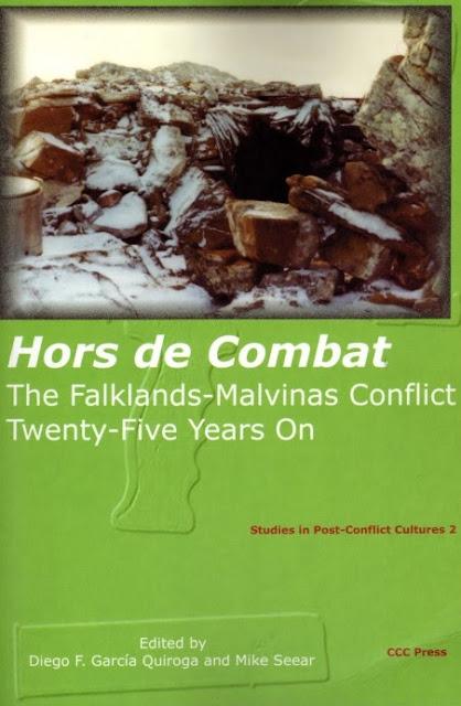 HORS DE COMBAT - The Falklands-Malvinas Conflict-Five Years On