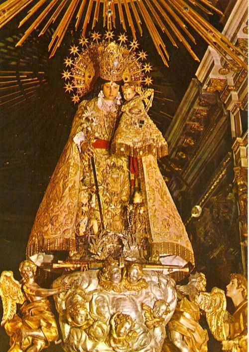 Imagen de Nuestra Señora de los Desamparados