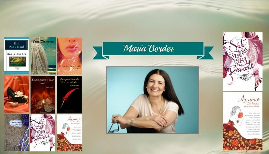 María Border -Cuentos
