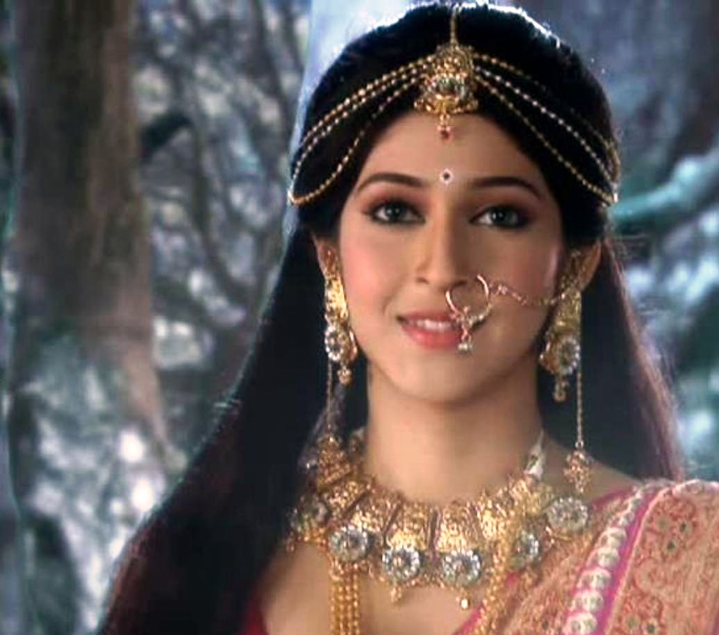 Parvati in Mahadev Serial