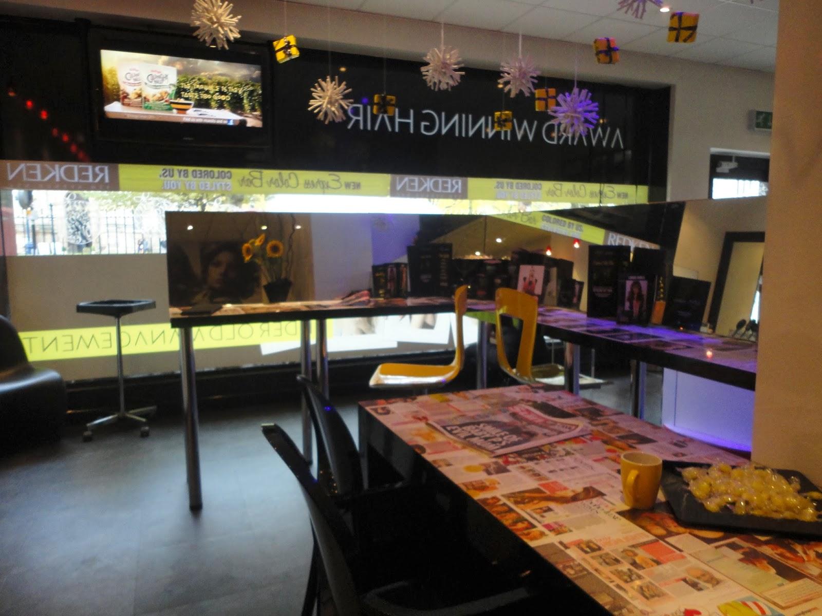 Lisa shepherd salon pretty young thing for 6 salon birmingham