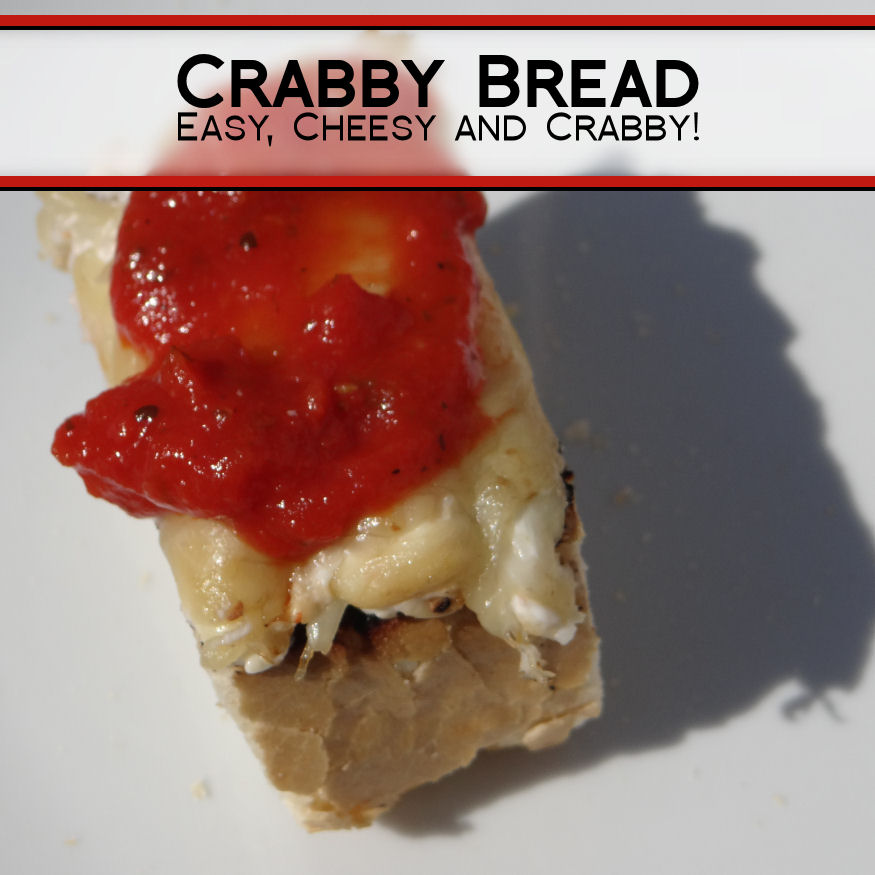 Crabby Bread recipe