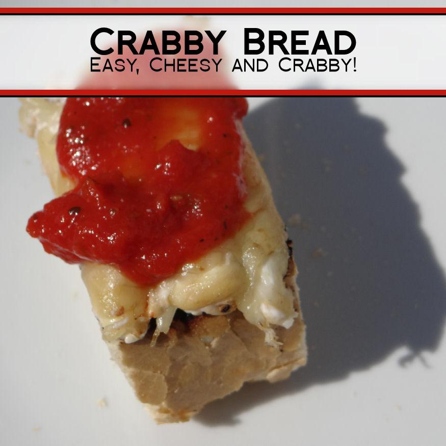 Crabby Bread recipe
