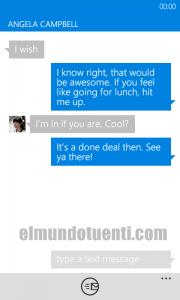 Tuenti Windows Phone