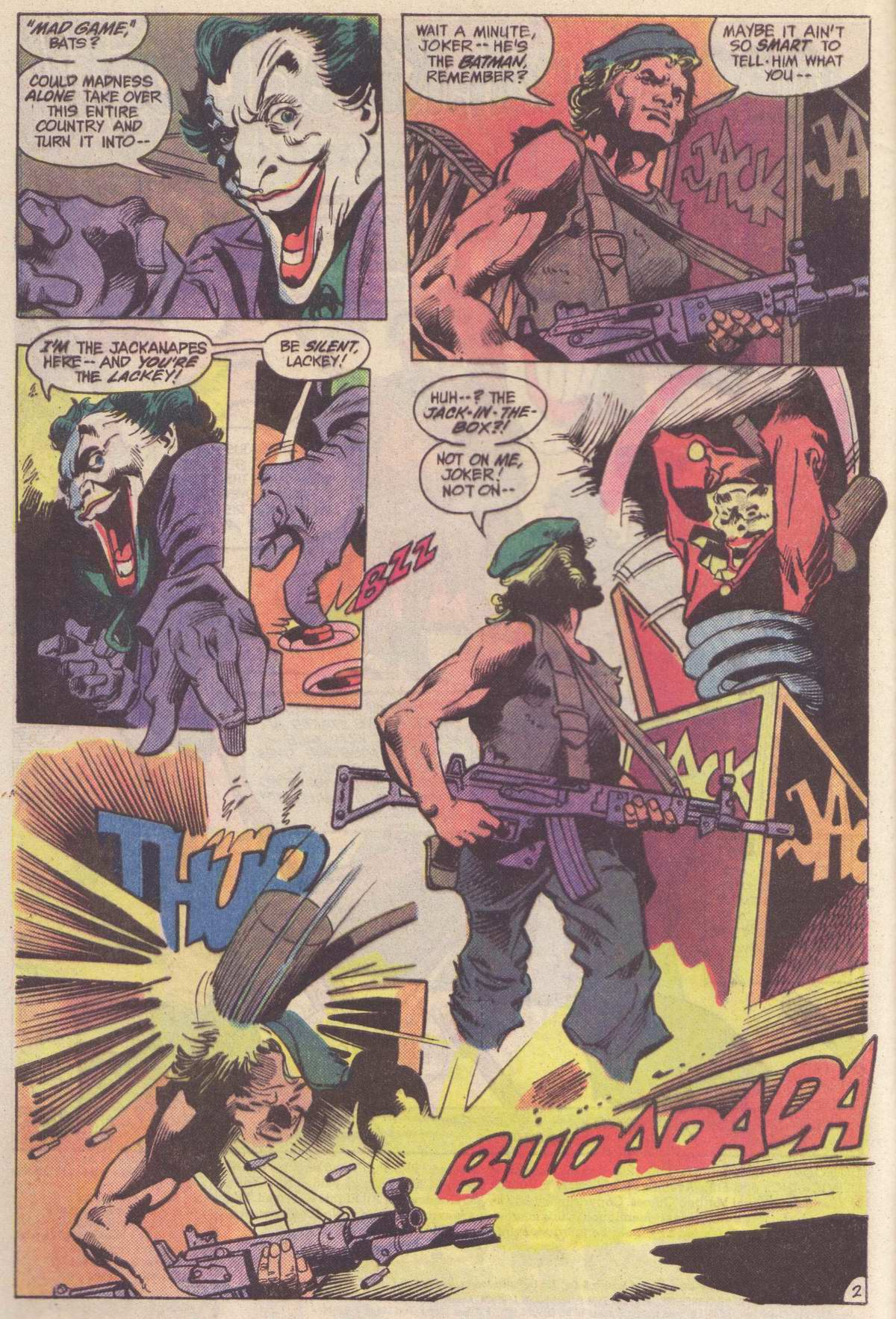 Detective Comics (1937) Issue #532 Page 3
