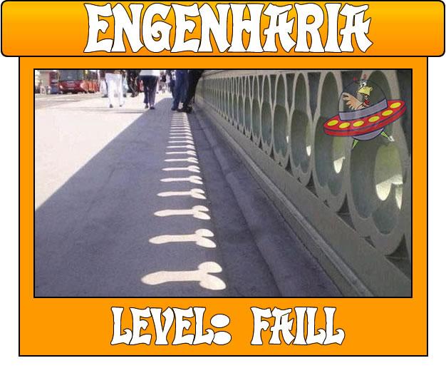 Erro na engenharia