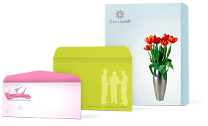 GotPrint envelopes for brand recognition and stationery