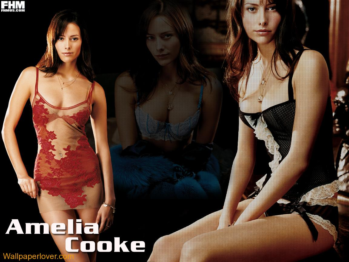Cannot Amelia cooke nude think, that
