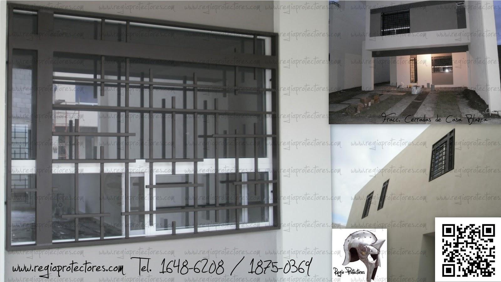 Puertas y ventanas de herreria car interior design for Puertas blancas para casa