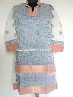 Exclusive Chikankari Embroidery on Kota Cotton