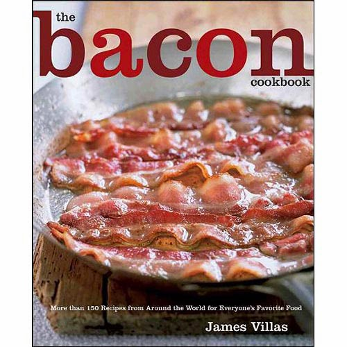 Enter to win a copy of The Bacon Cookbook!
