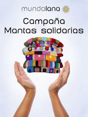 Campaña Mantas solidarias