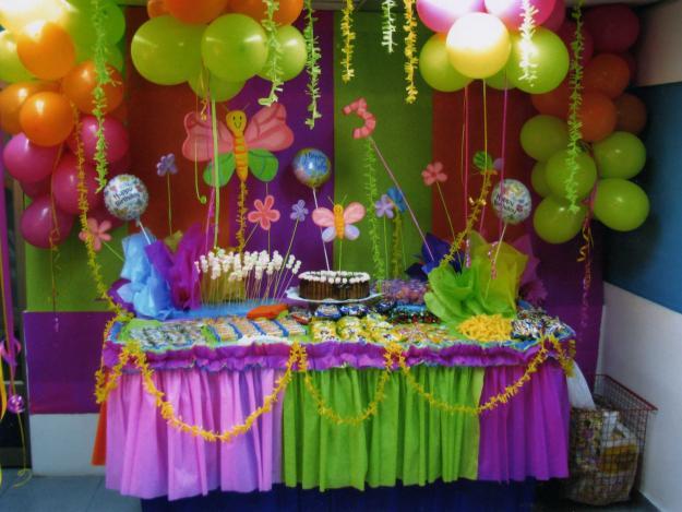 Decoración de cumpleaños de niñas - Imagui