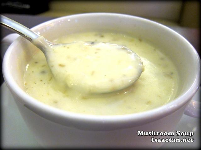 Secret Recipe Mushroom Soup