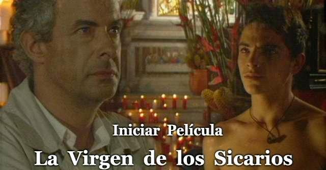La virgen de los sicarios, película