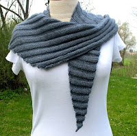 Frangiflutti shawl