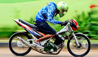 Knalpot Racing Terbaik Untuk Motor Suzuki Satria FU