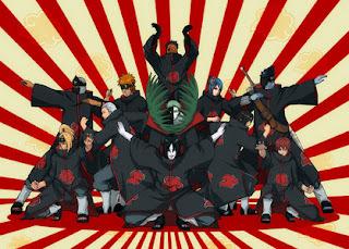 Daftar Anggota Akatsuki