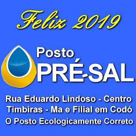 .POSTO PRÉ SAL 2019
