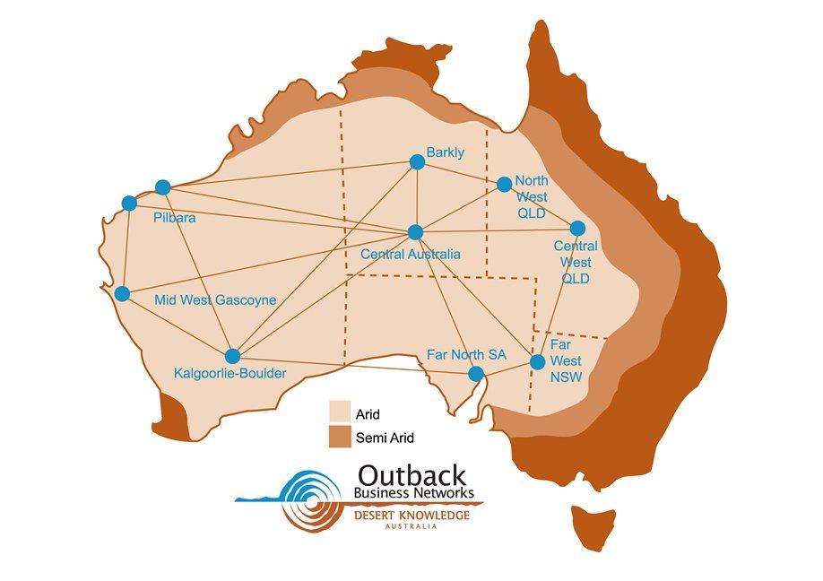 ilovebrokenhillcom Desert Knowledge AustraliaOutback Business