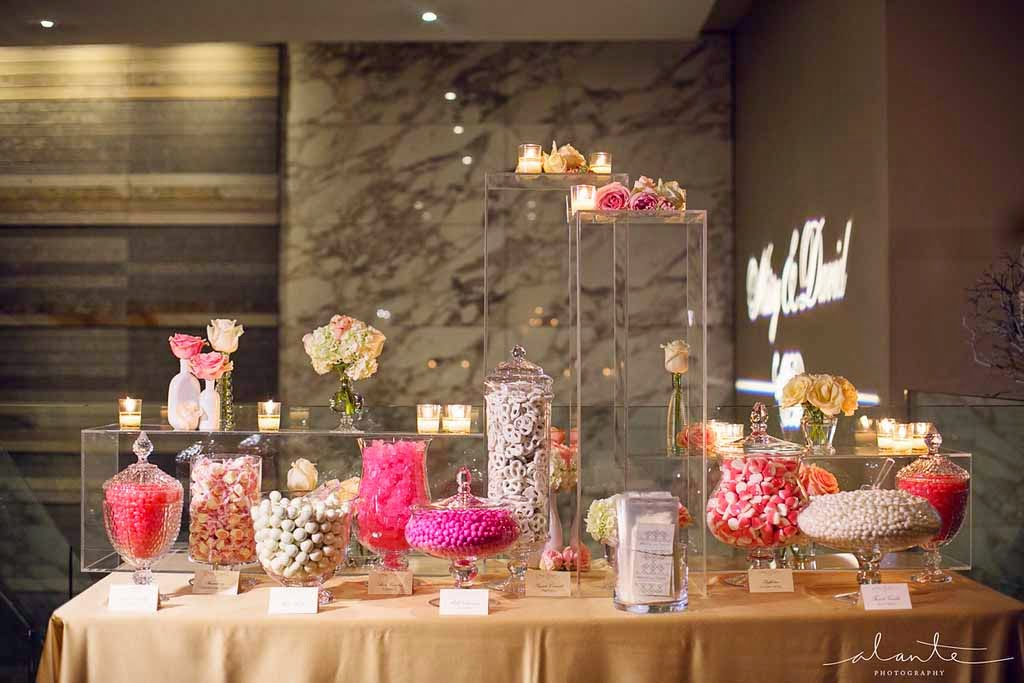 Four Seasons Hotel Seattle wedding, luxury wedding reception, Flora Nova Design Seattle