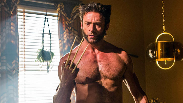 hugh jackman as wolverine / logan in x men days of future past