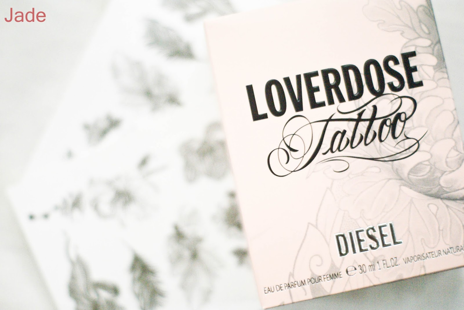 loverdose tattoo diesel