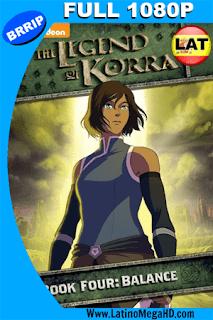 La Leyenda de Korra (2014) Temporada 4 Latino Full HD 1080p ()