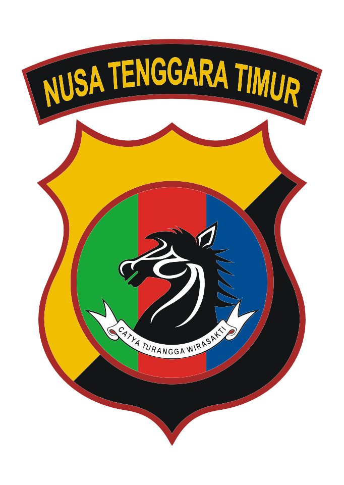Download Logo Polda NTT Vector