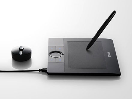 Bamboo Graphics Tablet7