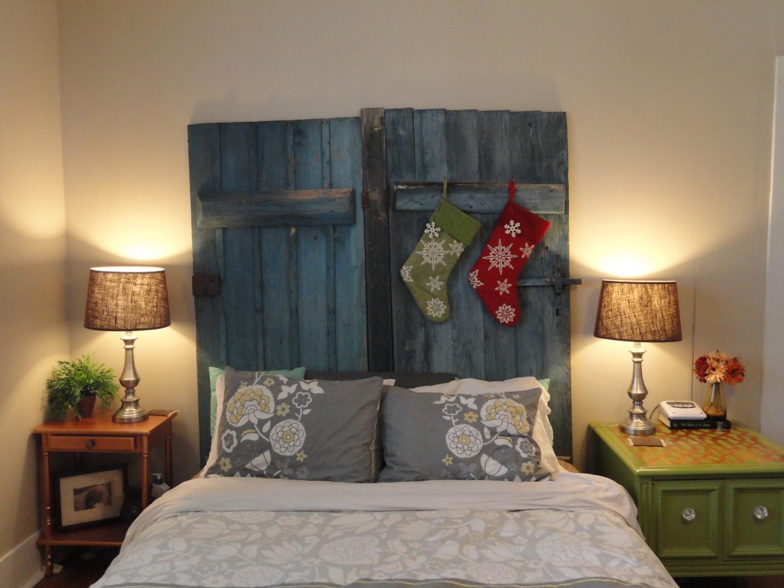 Barn Wood Headboard Ideas Abduur Work
