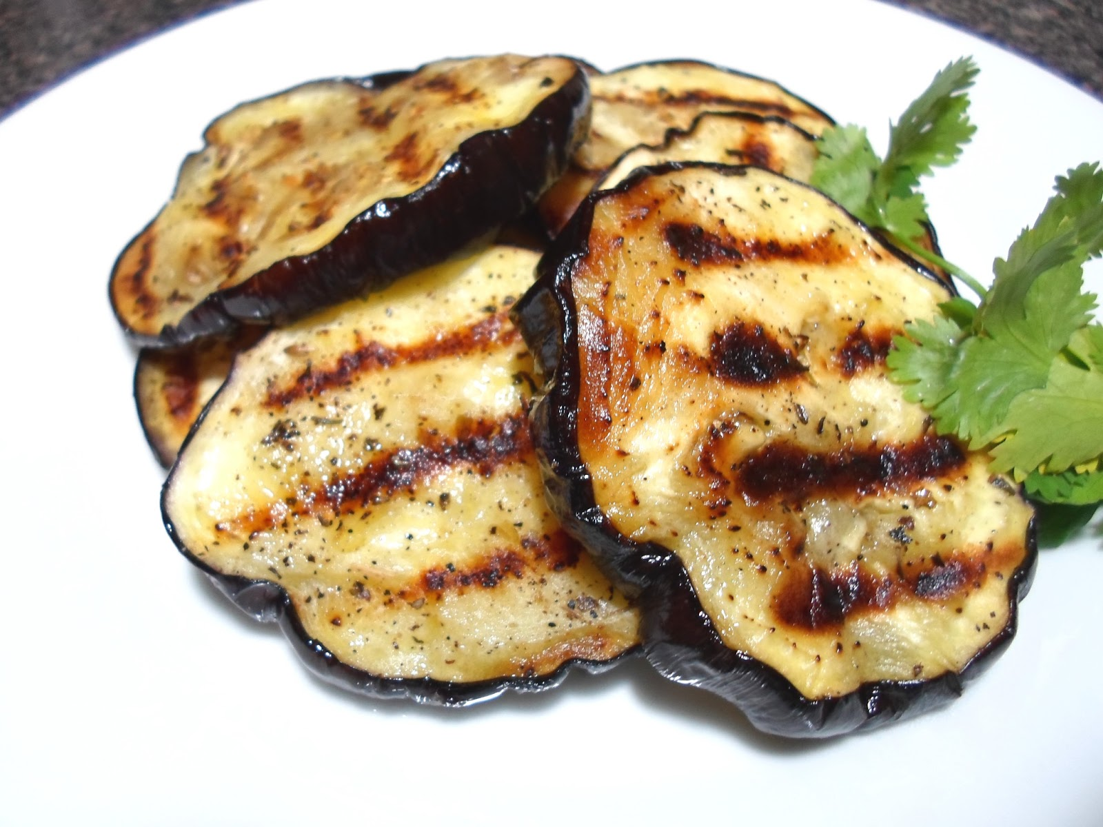grilled eggplant and olive pizza grilled eggplant baba ganoush grilled ...