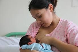 Solo el 27%; de madres venezolanas amamantan a sus hijios
