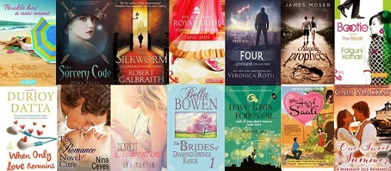 Free & Bargain books- Promising releases of 2014