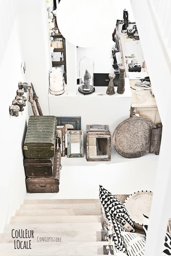 Ma maison au naturel Couleur locale, un concept store belge