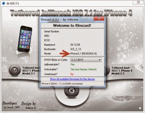 Remove iOS 7 Activation