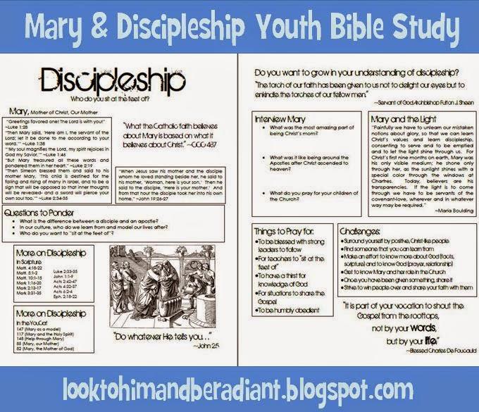 http://looktohimandberadiant.blogspot.com/2012/04/discipleship.html