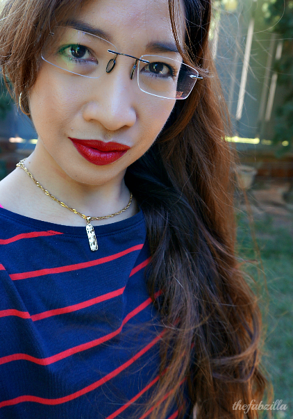 Tom Ford Lip Color Matte, Review, Swatch, Ruby Rush, Best Red Matte Lipstick