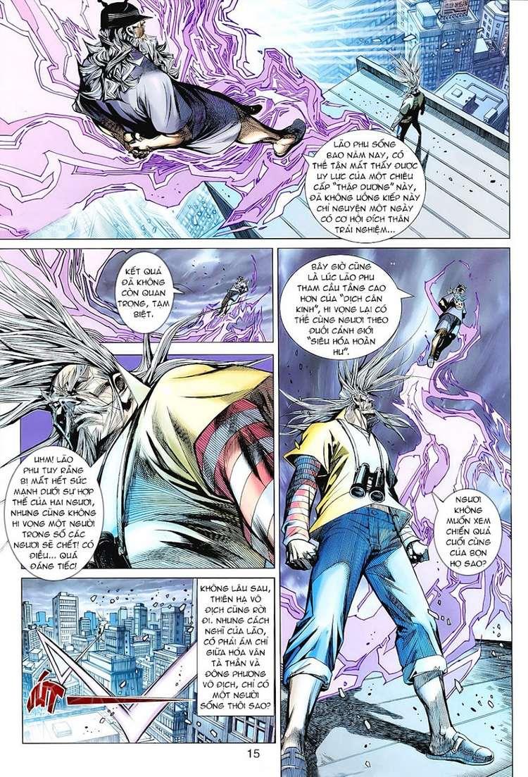 Hỏa Vân Tà Thần II chap 100 Trang 15 - Mangak.info